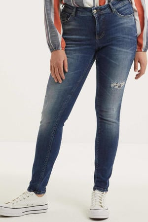 skinny jeans Sanna dark blue denim