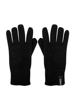 handschoenen Wilderness zwart