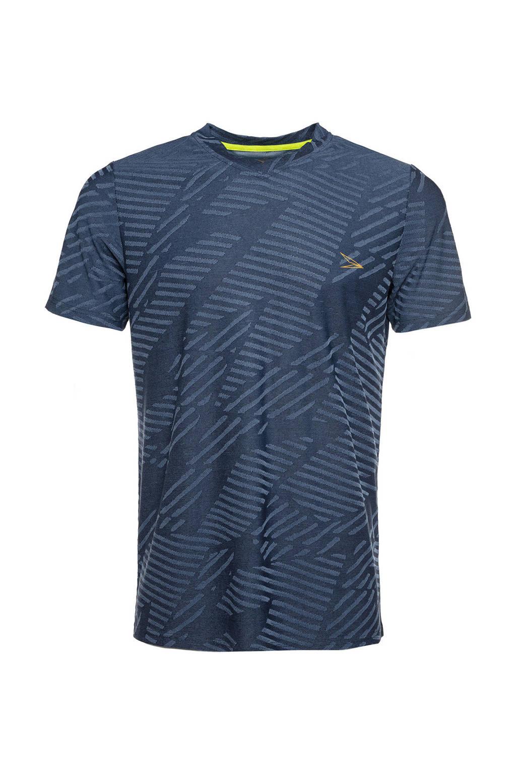 Scapino Dutchy Senior  voetbalshirt donkerblauw, Blauw
