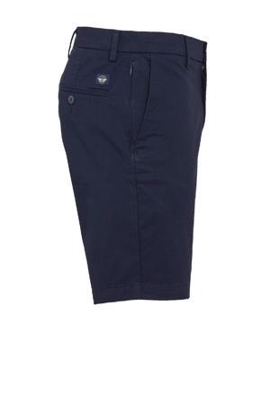 regular fit bermuda Modern donkerblauw