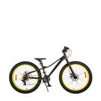 Volare Gradient kinderfiets 24 inch Zwart/ Groen/ Geel, zwart/ groen/ geel