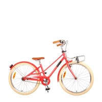 Volare Melody kinderfiets 24 inch Pastel Rood