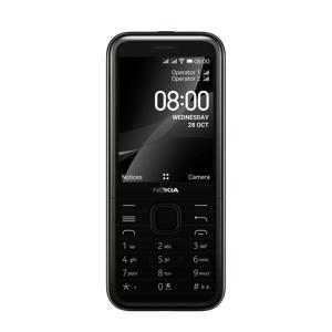8000 BLACK mobiele telefoon (zwart)