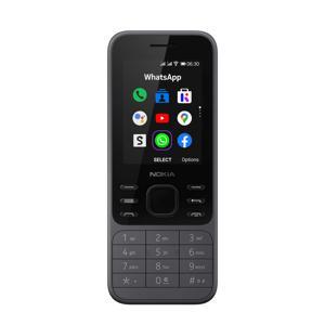 6300 GREY mobiele telefoon (grijs)