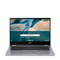 Acer CB Spin CP514-1H-R4BP chromebook, Zilver