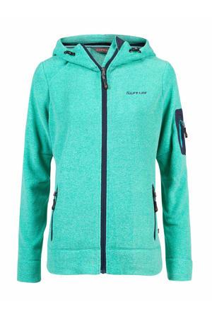 outdoor vest Jessie Turquoise