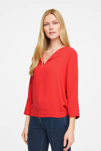 comma top rood, Rood