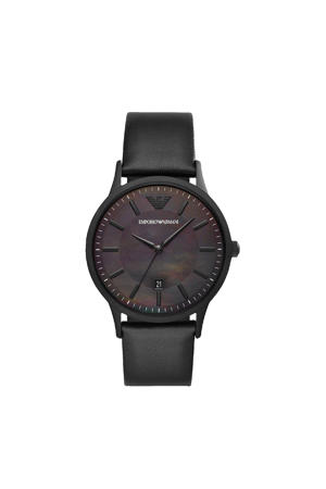 horloge AR11276 Emporio Armani Zwart
