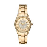 Michael Kors horloge MK7073 Mfo Heather Goud
