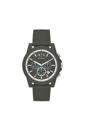 horloge AX1346 Emporio Armani Groen