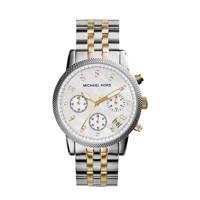 Michael Kors horloge MK5057 Ritz Zilver, goud, Zilverkleurig