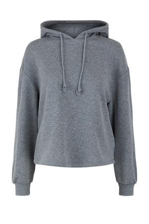 hoodie Chilli met capuchon grijs