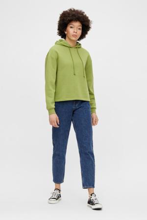 hoodie Chilli met capuchon lichtgroen