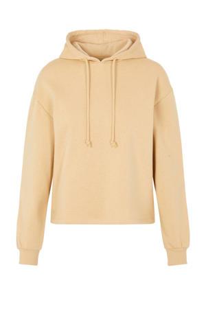 hoodie Chilli met capuchon beige
