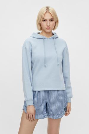 hoodie Chilli met capuchon lichtblauw