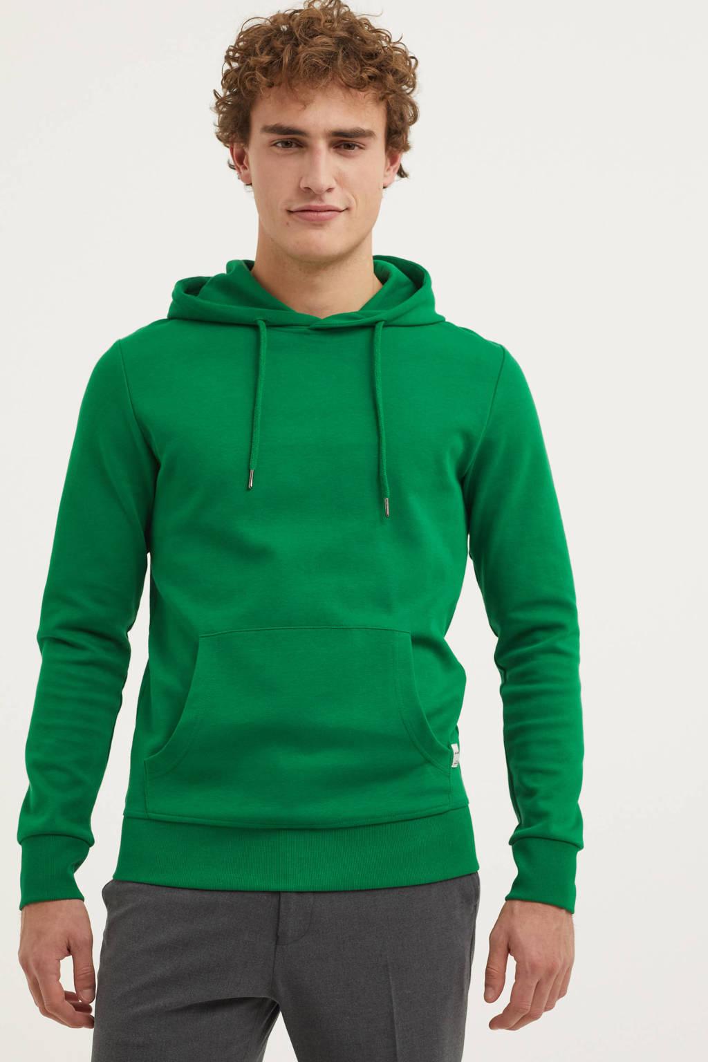 JACK & JONES ESSENTIALS hoodie groen, Groen