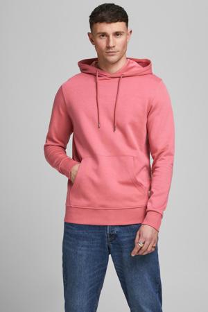 hoodie JJEBASIC roze