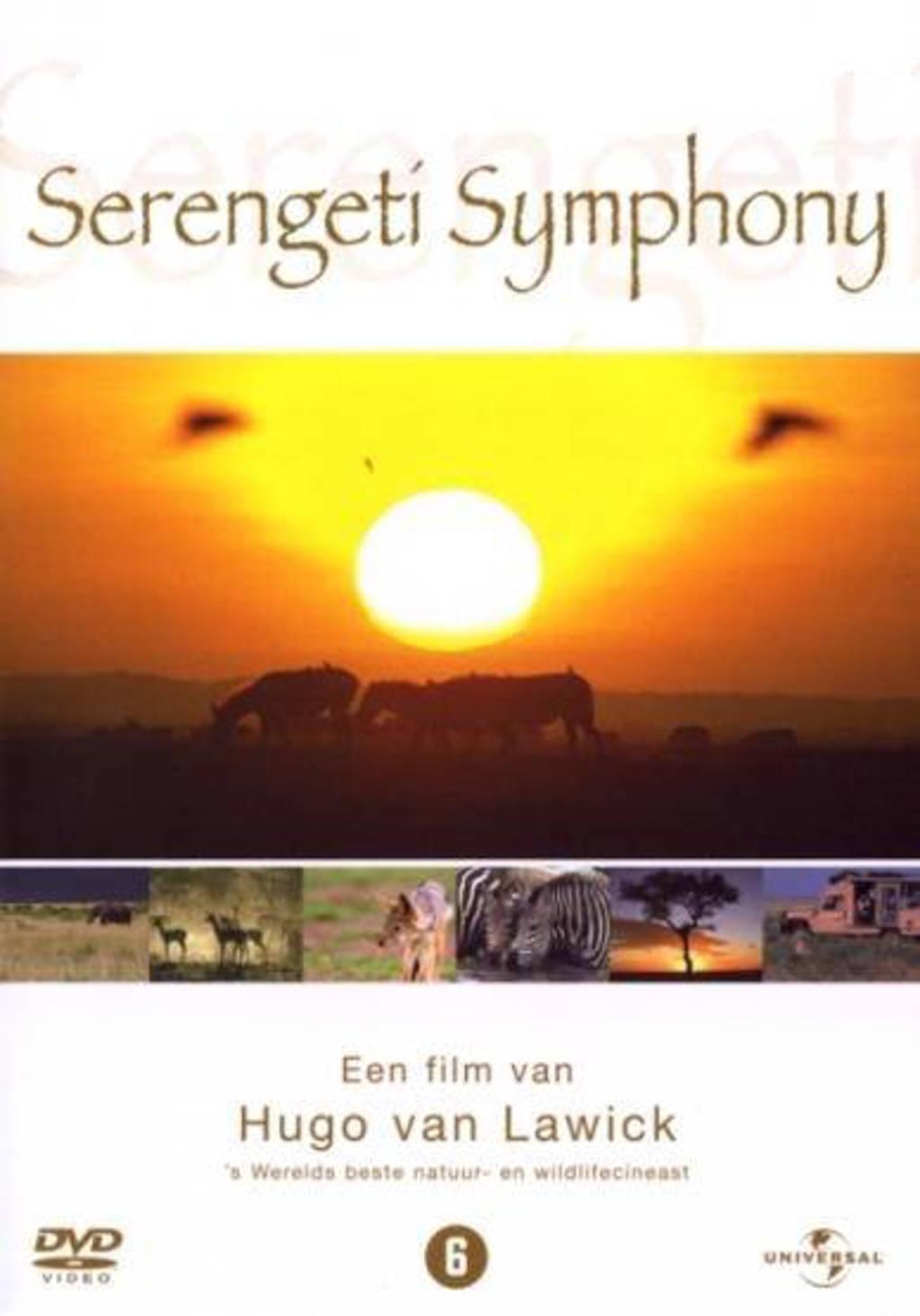 Serengeti symphony (DVD)