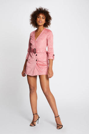 jumpsuit roze