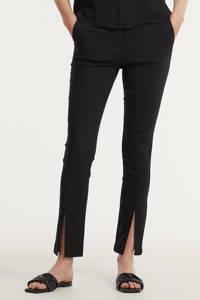 Soyaconcept slim fit broek, Zwart