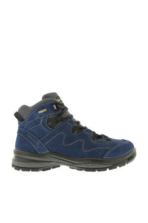 Gerlos Mid wandelschoenen donkerblauw
