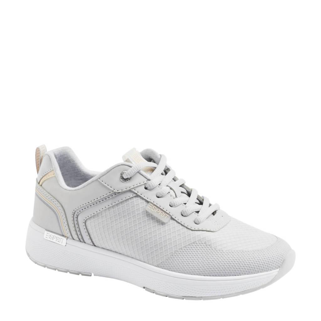 ESPRIT   sneakers lichtgrijs, Lichtgrijs