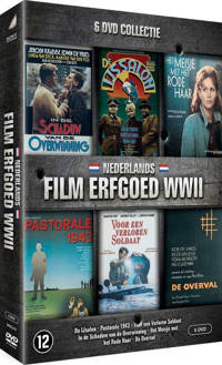 WW II Oorlogsbox (DVD)