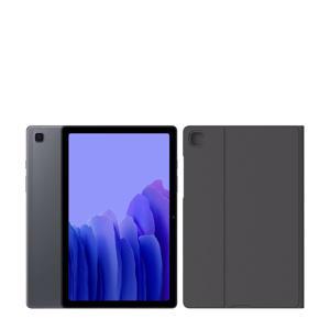 Galaxy Tab A7 - 32GB Wifi tablet + book cover (grijs)