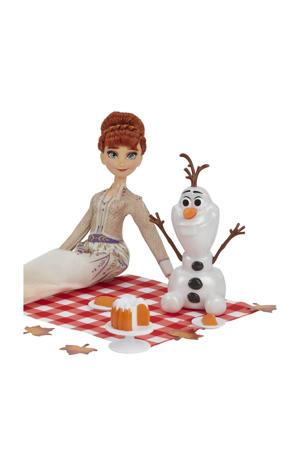 Anna en Olafs Picknick