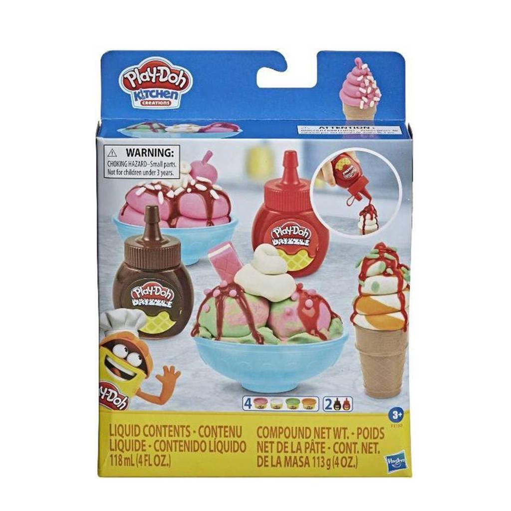 Play-Doh Dubbele Drizzle IJsjes