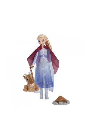 Elsa's Kampeerset met Vrienden