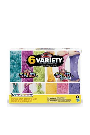 Zand Variatie 6 Pack