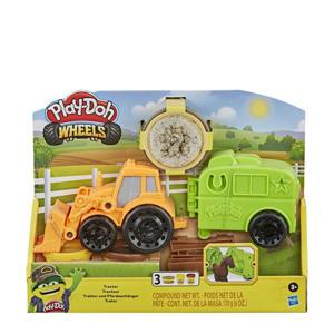 Wheels Tractor