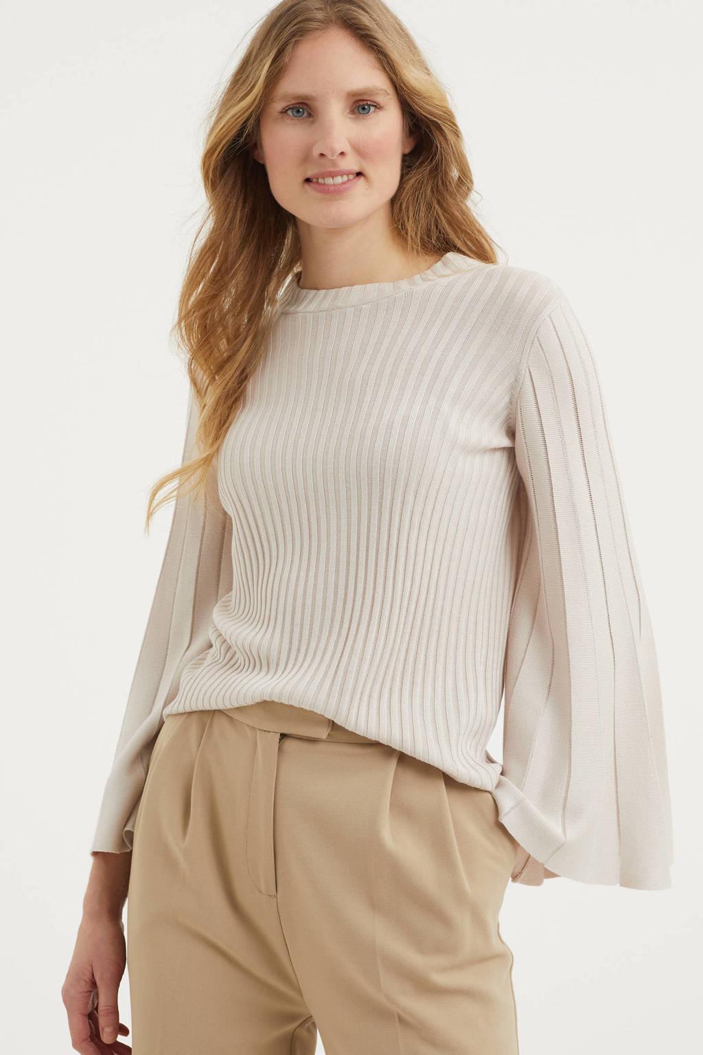 Inwear top Lili lichtbeige, Lichtbeige