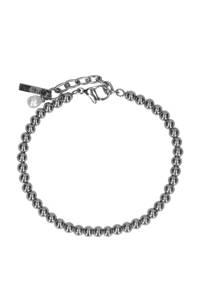 Sacha armband zilverkleurig, Zilverkleurig