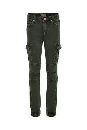 slim fit jeans Missouri groen