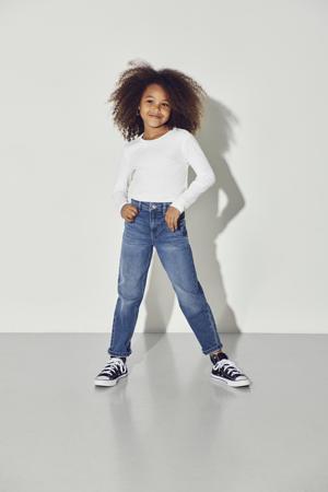 high waist mom jeans KONCALLA stonewashed