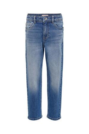 high waist mom jeans Calla stonewashed