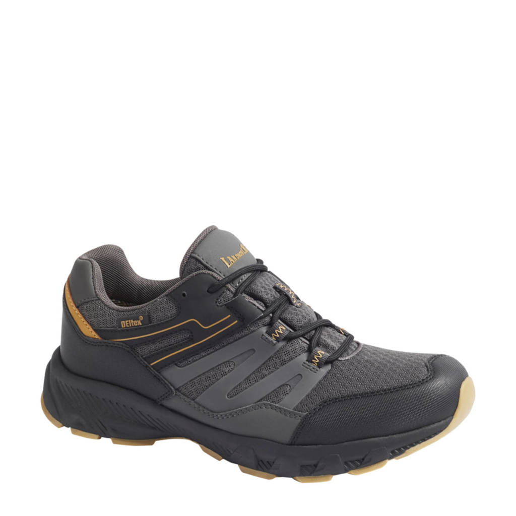Landrover   wandelschoenen grijs/geel, Grijs/geel