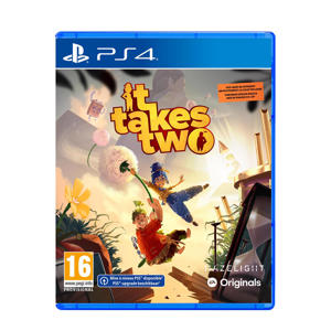 It Takes Two PS4/PS5 (PlayStation 4)