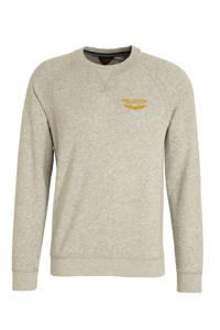 PME Legend sweater grey melee, Grey melee