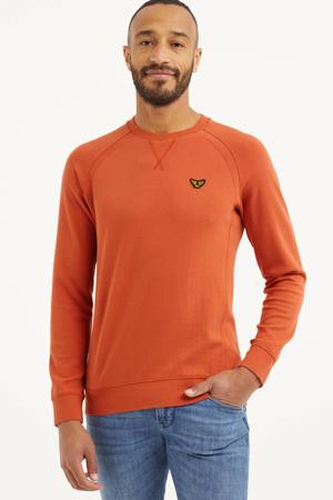 sweater burnt ochre