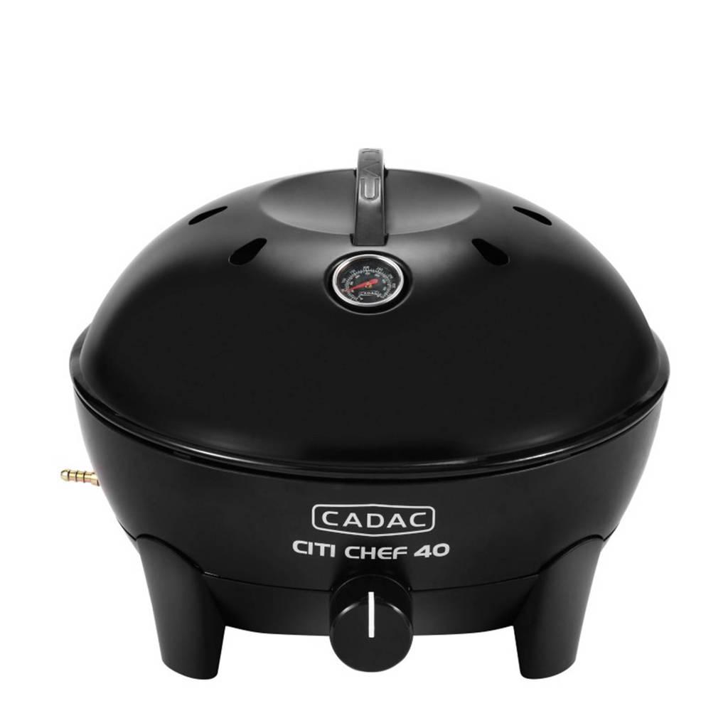 Cadac Citi Chef 40 gasbarbecue, Zwart