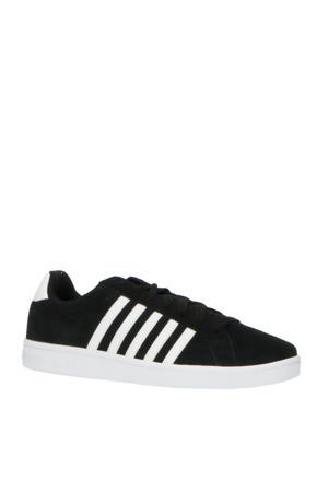 Court Tiebreak sneakers zwart/wit