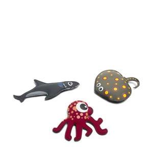 Duikdieren – haai, rog en octopus