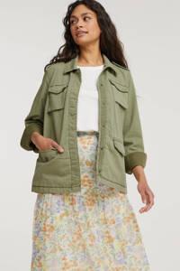 ESPRIT Women Casual jack groen, Groen