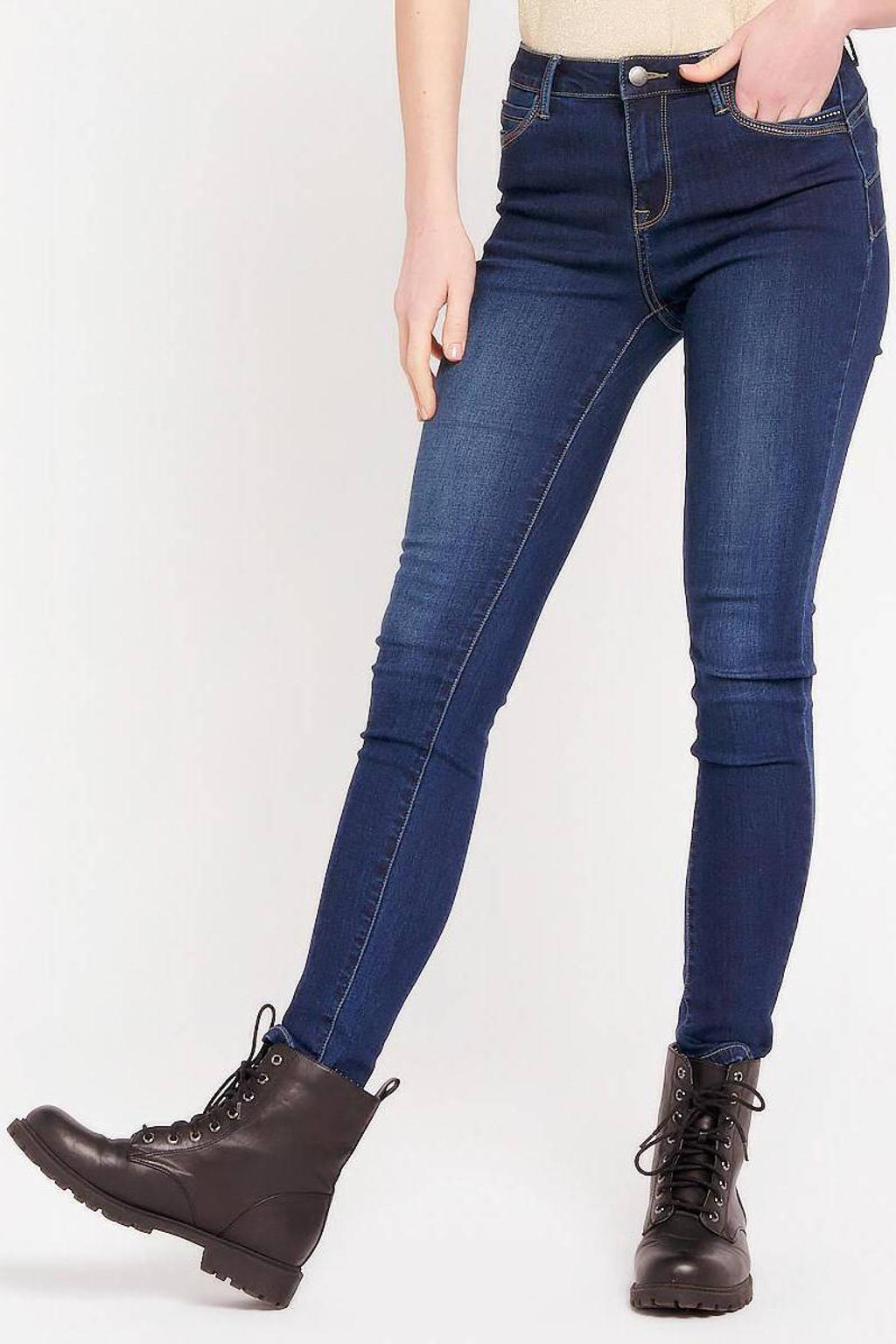 LOLALIZA skinny jeans dark blue, Dark Blue
