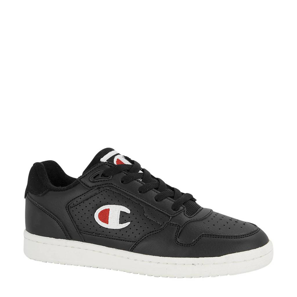 Champion New York  sneakers zwart, Zwart