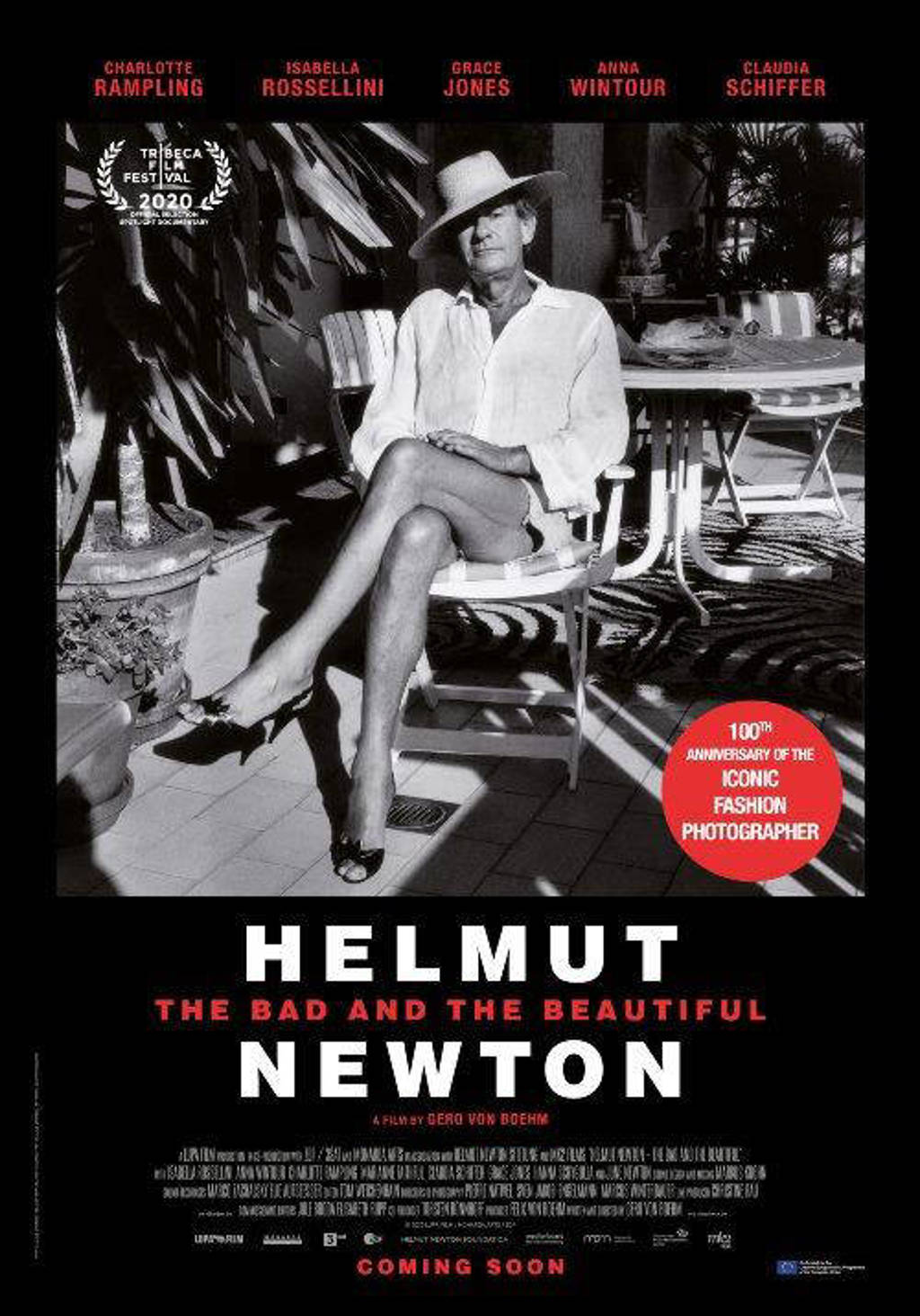 Helmut Newton: Bad And The Beautiful (DVD)