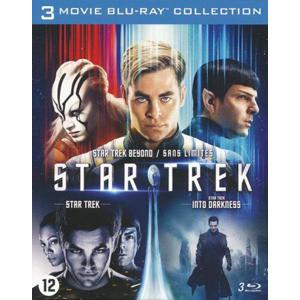Star Trek 1 - 3  (Blu-ray)